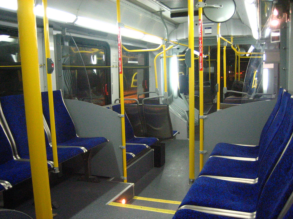 8104 Interior - from rear-right corner
