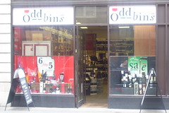Picture of Oddbins, W1F 0UL