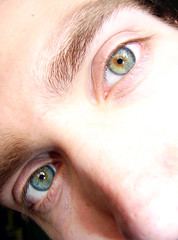 Blue Green Brown Yellow (Furryscaly) Tags: blue iris brown green eye me yellow grey weird eyes colorful gray pupil pupils weirdeyes bleenbrellow