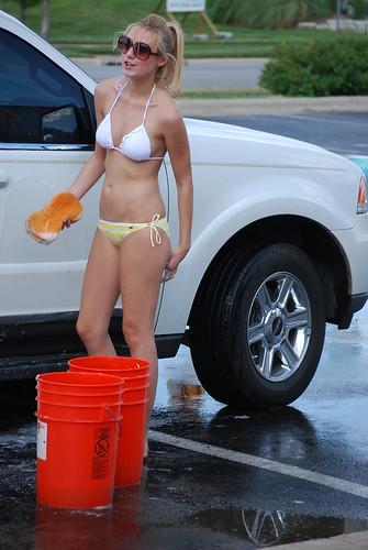 Cool Bikini Carwash images