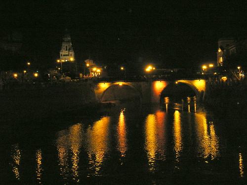 Noche y río, II