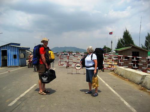 Chau Doc Border