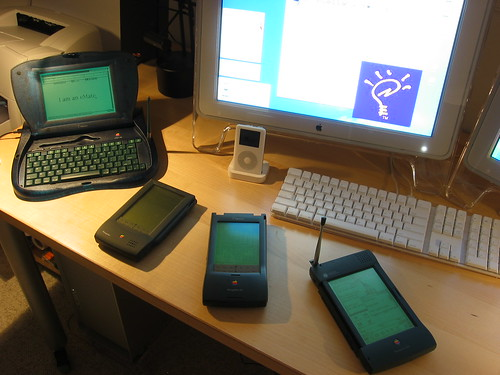 mobile computer hardware pda handheld