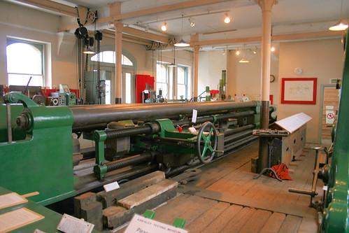 Kirkaldy Testing Museum - 1