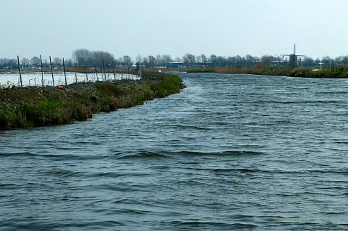 Islands near Broek op Langedijk