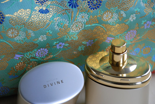 Divine parfume