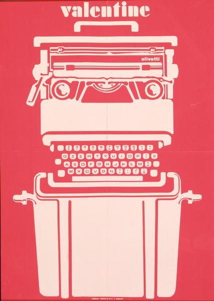 Affiche Valentine, 1969
