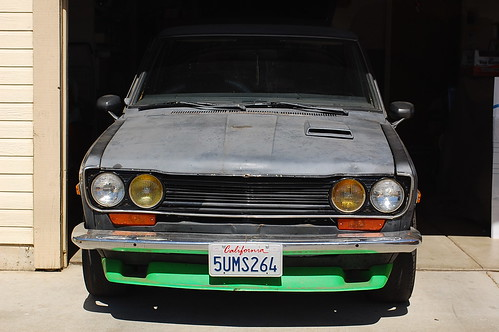 1972 Datsun 510 station wagon 2497759086_6bd576f9de
