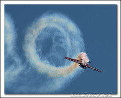 Thrill Seeker (Nikographer [Jon]) Tags: plane airplane spring md andrews force upsidedown loop aircraft smoke air may maryland airshow ang airforce inverted 2008 base stunt usairforce airnationalguard jsoh andrewsairforcebase nikographer jointserviceopenhouse 20080517d30023158 jointserviceopenhouse2008