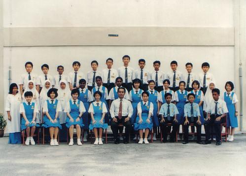 Class 1 A 1
