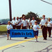 Michael RH Tuttle at Barre 225th parade in 1999