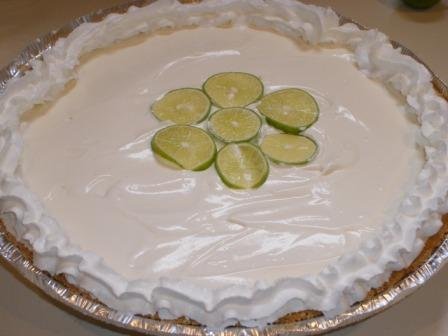 Key Lime Pie from Tart Reform