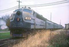 CVAR F7 416 (Chuck Zeiler) Tags: chz cvar f7 416 railroad emd locomotive train