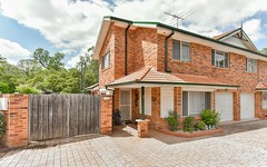 3/58 Myee Road, Macquarie Fields NSW