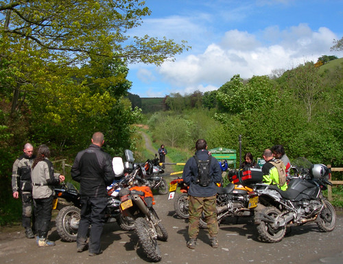 LLangollen Easy Offroad Ride May 2009 025