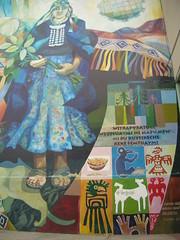 Mural en Valparaíso (Victor Vidal A.) Tags: en mural valparaíso mapuche