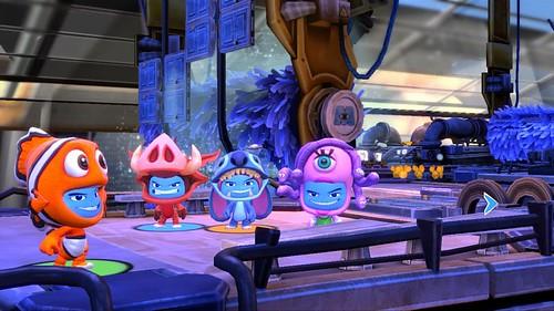 Disney Universe Monsters Inc 4