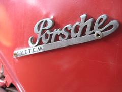 Porsche Diesel (Hugo-90) Tags: tractor classic car museum southdakota fun diesel antique system porsche prairie murdo pioneerautoshow allgaier