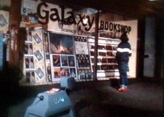 Galaxy Bookshop, 1983