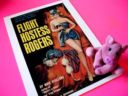 """""""Flight Hostess"""""""