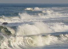 Wicked Undertow (Sister72) Tags: ocean blue beach wet october pretty waves crash shoreline nj shore jersey layers monmouthcounty splash jerseyshore atlanticocean sandyhook 2007 undertow damncool wickedbad