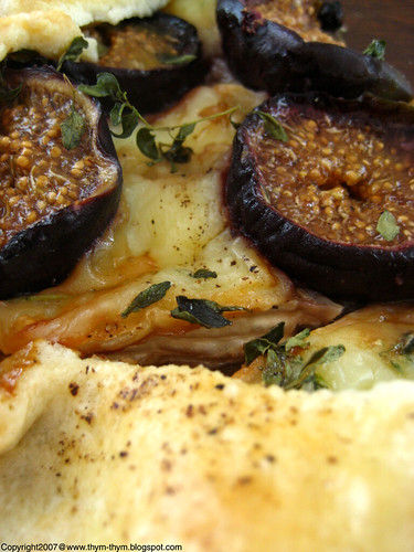 Figs and Brie Galette