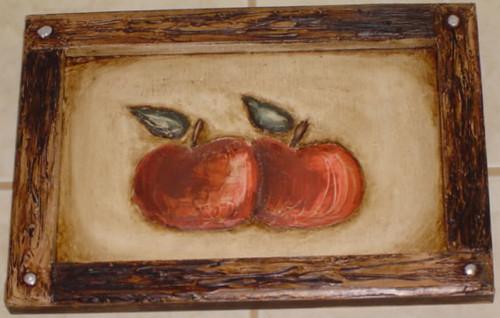 Quadro de maçãs