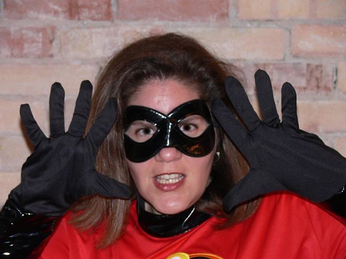 Laura Moncur as Mrs. Incredible from Flickr