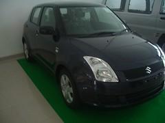 Suzuki Swift ST Matic Nite Blue