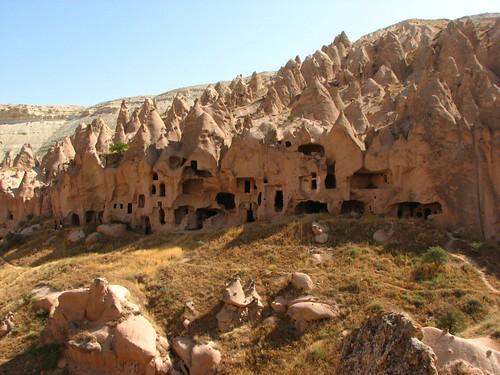 Las 5 maravillas de Cappadocia (Turquia) - 101 Lugares ...