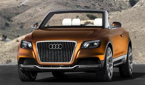 Audi Q5 convertible