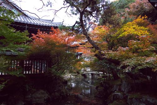 Bishamondo (毘沙門堂)