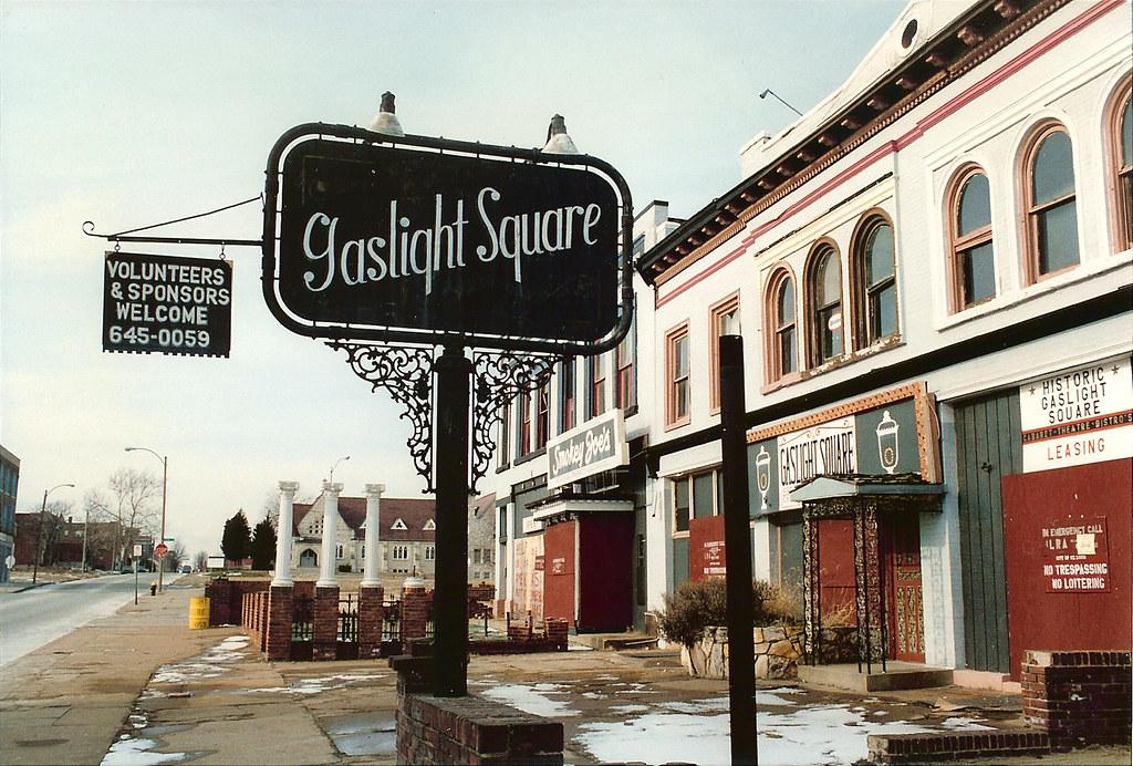 Gaslight Square   Part One