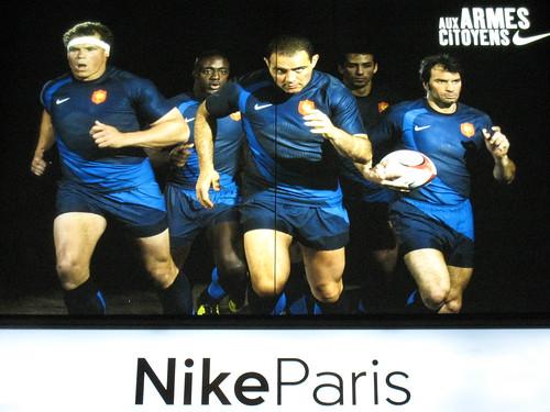 Nike Paris