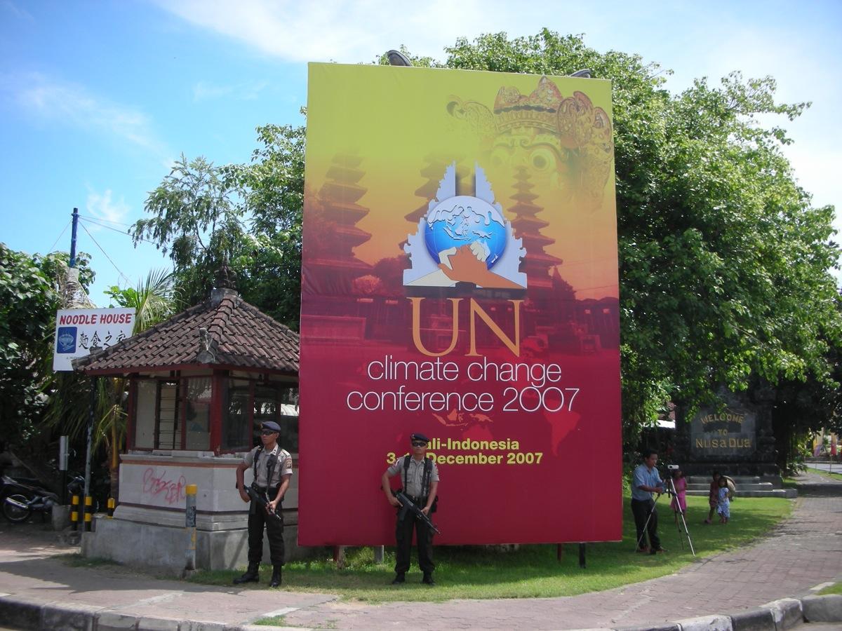 Bali Klima Konferenz