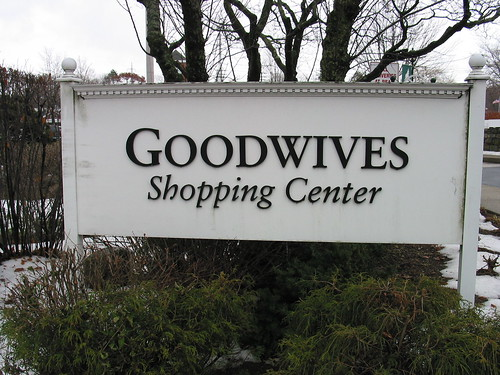 The Goodwives Shopping Center