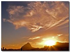 (MonicaDiBlasio) Tags: pordosol sky cloud nuvens lagoa pedradagavea tromonto diamondclassphotographer