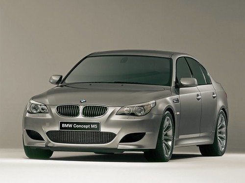 BMW Concept M5 by wet_lips.