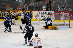 Steelheads @ Condors (mark6mauno) Tags: hockey goalie nikon idaho arena goaltender echl nikkor briggs bakersfield d3 wight later condors forsyth balan rabobank 70200mmf28gvr steelheads ianiero 200708 rabobankarena nikond3 scherlinck
