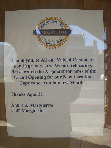 Cafe Marguerite Venice Beach California