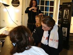 Rowenta Glamourday (Rowenta Styling) Tags: iris look hair model rob workshop elite hairdresser styling kapsel rowenta haar föhn fohn peetoom stylingworkshop instructieavond glamourday