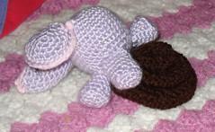 DSC00756 (MamaNak) Tags: elephant toy stuffed crochet craft poop amigurumi mamanak