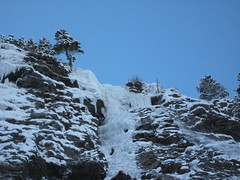 IMG_1970.JPG (cdine) Tags: snow canada cold rockies frozen waterfall climbing alberta mountaineering canmore iceclimbing waterice mountaineers canadianrockies eyefi gearslingers