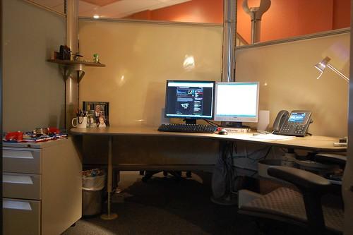 Pete's Desk