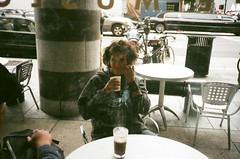 Coffee at SFMoma (timichango) Tags: sanfrancisco olympusxa roadtrip2006