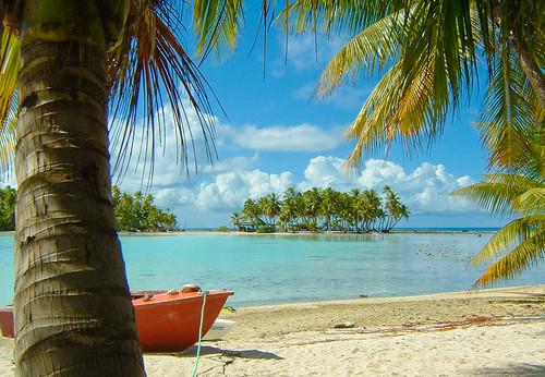Rangiroa's Lagoon - French Polynesia