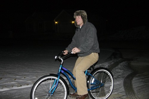 Tyler rides again