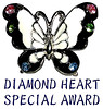 DIAMOND HEART Special<br>Award