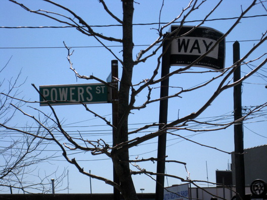 Way on Powers Street