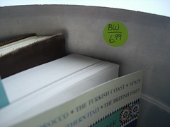 Books in Bucket